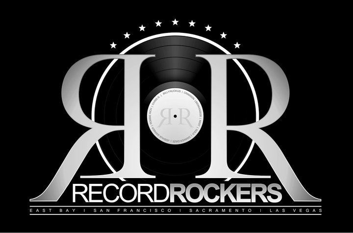 Record Rockers logo